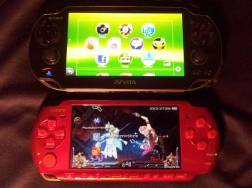 PSV - PSP