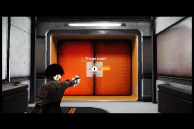 The game throws the colour orange around quite a bit.