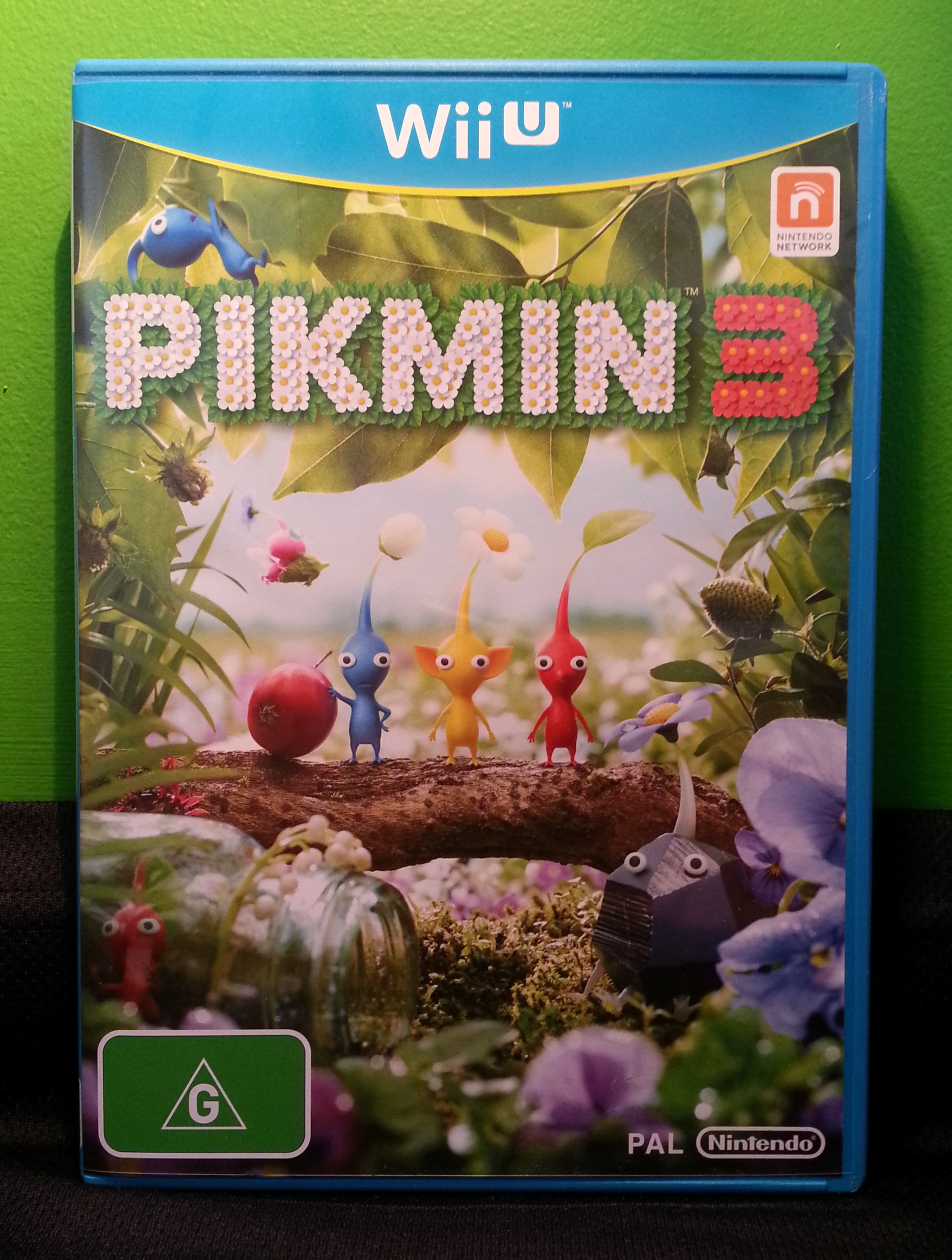Game Review Pikmin 3 Vagrant Rant