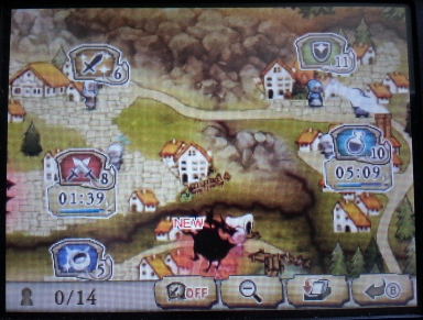 Rebuilding an entire town is one of the coolest StreetPass features I've yet seen.
