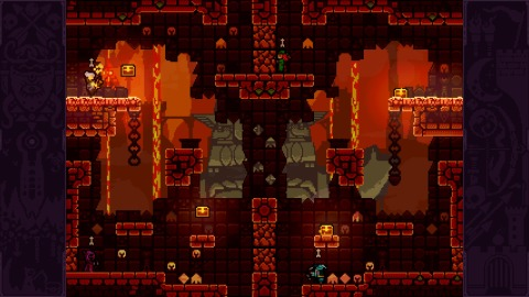 Colours are rich and this stage is the worst in the game. Just saying.