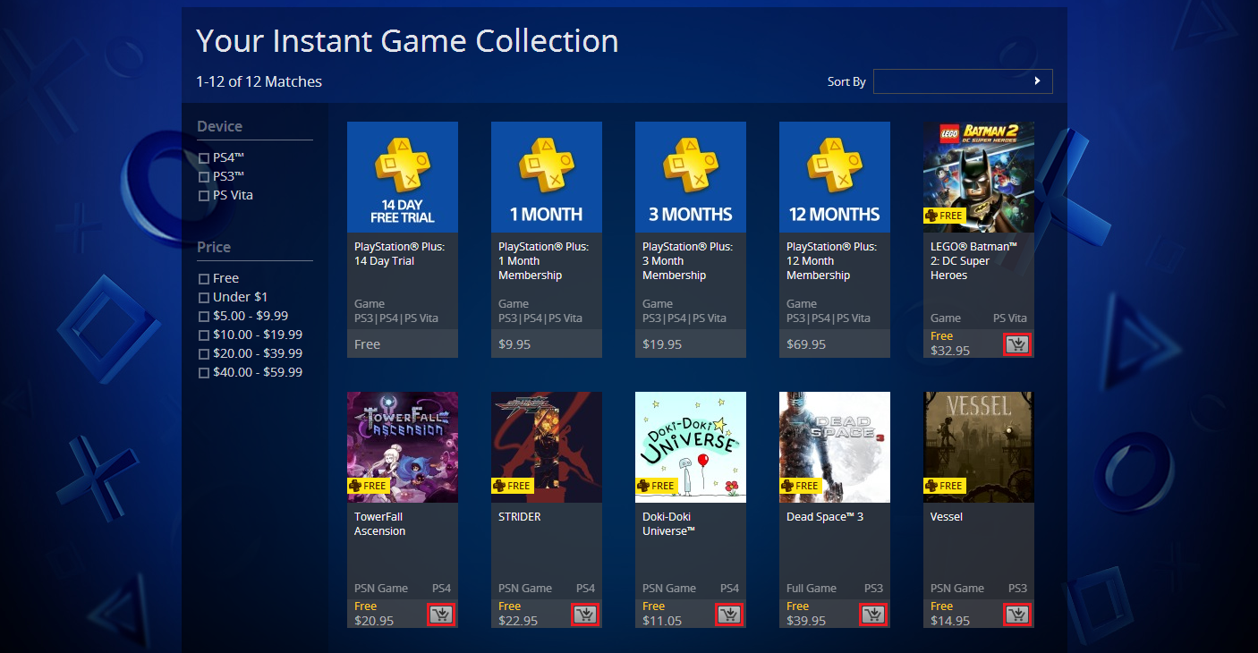 How To Get Even More Free Stuff on Playstation Plus | Vagrant Rant