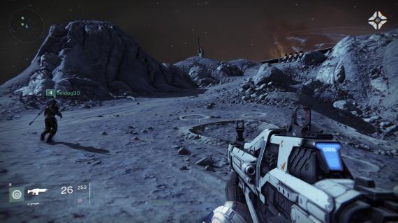 Mmm, moon rocks.